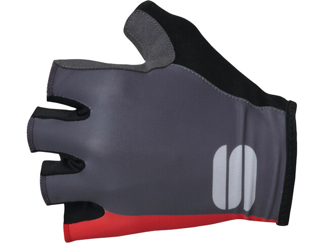 Sportful Bodyfit Pro Gloves dark grey/red